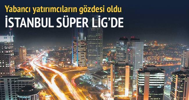 İstanbul süper lige girdi