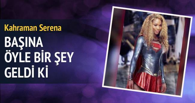 Süper kahraman Serena