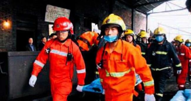Çin'de taş ocağında patlama: 5 ölü