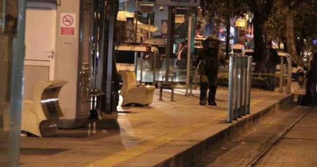 İstanbul'da iki şüpheli paket alarmı!