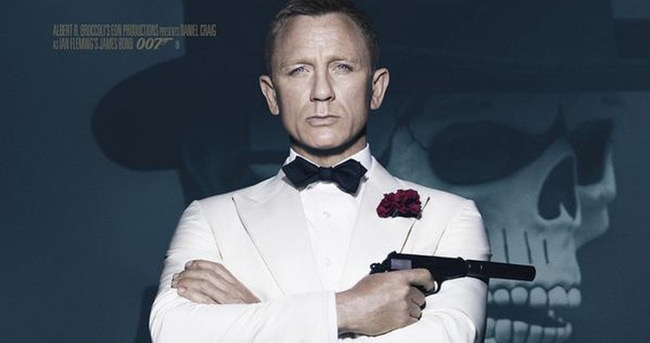 James Bond'a Türk eli değdi