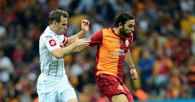 Çaykur Rizespor - Galatasaray 31. kez...