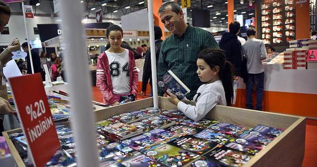 34. Uluslararası İstanbul Kitap Fuarı yarın açılıyor