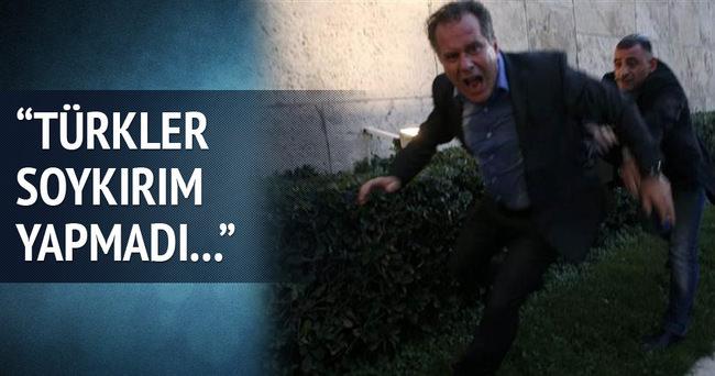 Milletvekili saldırıya uğradı!