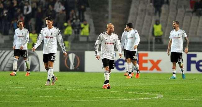 UEFA, Beşiktaş'a soruşturma açtı!