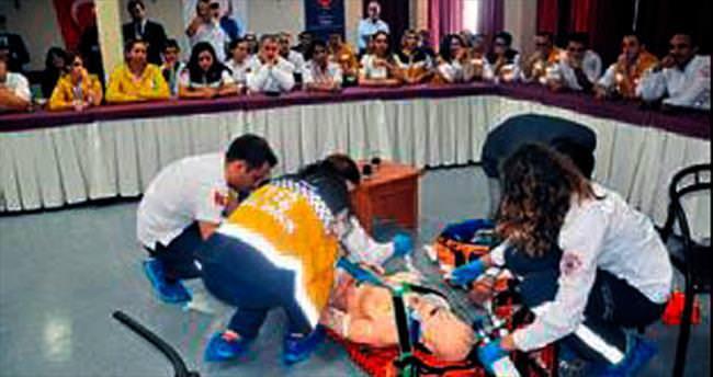 Sağlıkçılara adli delil eğitimi