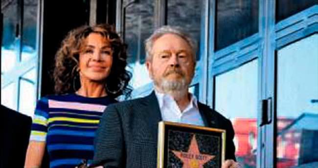 'Marslı'nın yönetmeni de yıldızlandı