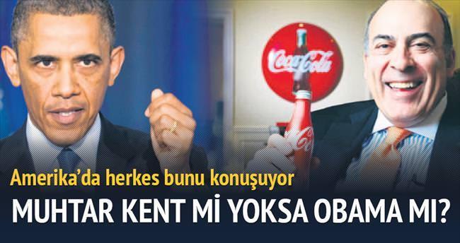 Muhtar Kent'in emekli maaşı Obama'yı solladı