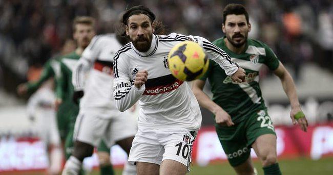 Beşiktaş, Bursaspor'a konuk olacak