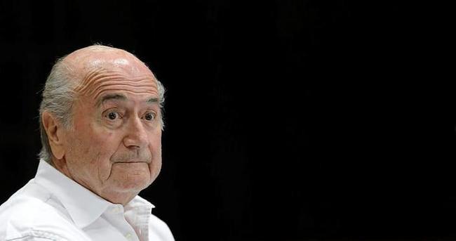 Sepp Blatter'in durumu ciddi