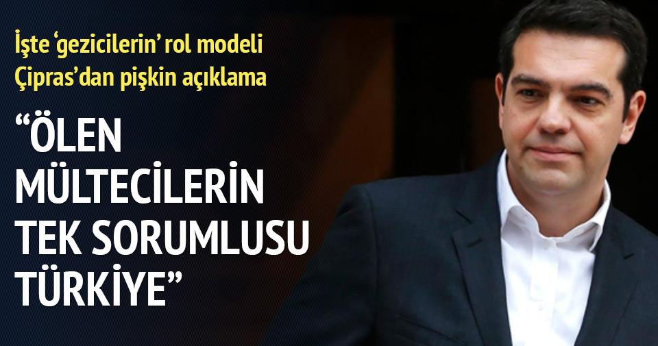 Çipras'a göre mültecilerin ölümünde tek sorumlu Türkiye