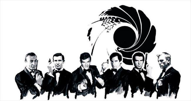 James Bond'u ne kadar tanıyorsunuz?