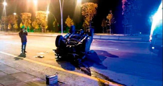 İki kazada 4 kişi yaralandı