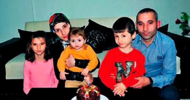 Erdoğan bebek 1 yaşına bastı