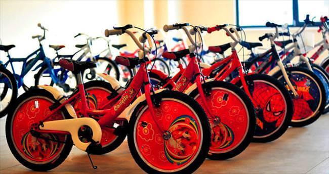 Bisiklet seferberliği üreticiyi de güldürdü