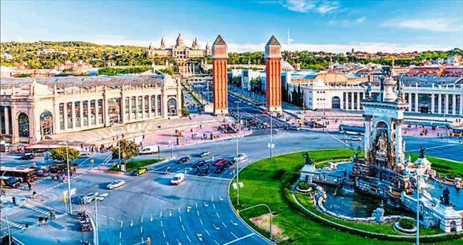 Barselona'dan damak çatlatan adresler