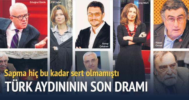 Türk aydınının son dramı