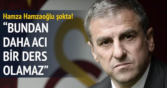 Hamza Hamzaoğlu şokta!