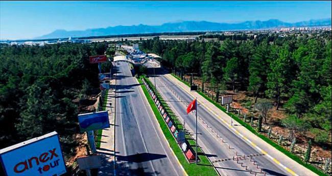 Antalya'da seferberlik