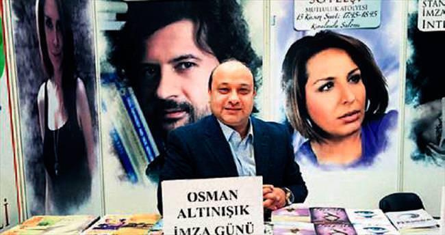 Osman Altınışık Tüyap'ta