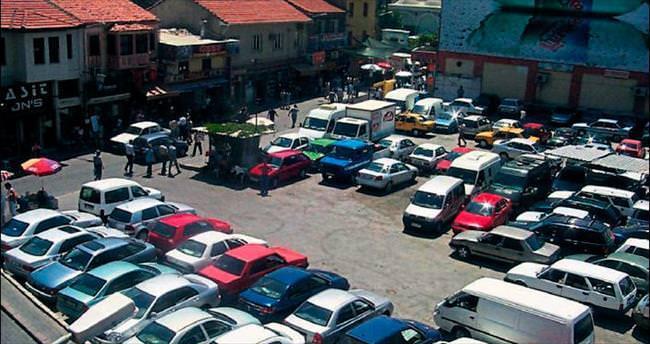 Otopark ücretleri yeni yılda artıyor