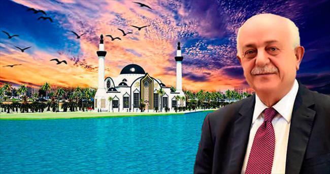 Nihal Atakaş Cami temeli cuma günü