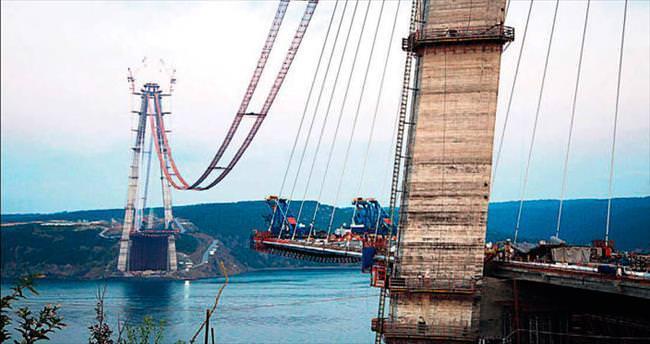 3. Köprü Korelileri İstanbul'a bağladı