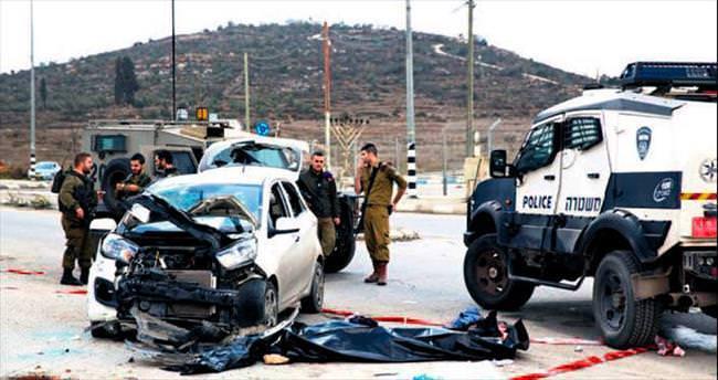 İsrail polisi 2 Filistinliyi daha öldürdü