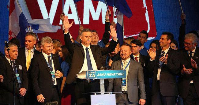 Hırvatistan'da genel seçimleri kim kazandı?
