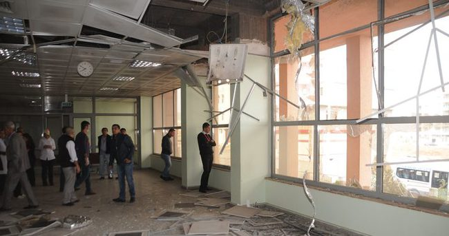 PKK hastane vurdu!