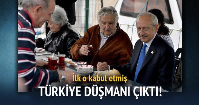 Fakir Cumhurbaşkanı'nın Türkiye düşmanlığı!