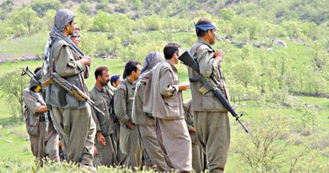 Kış uykusuna yatan PKK, ABD korumasında