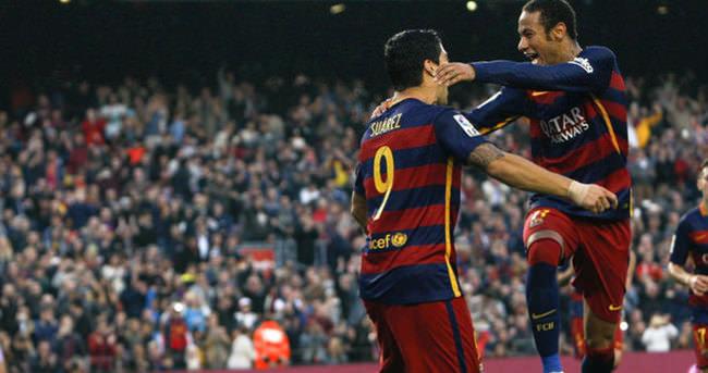 Messi yoksa Suarez ve Neymar var