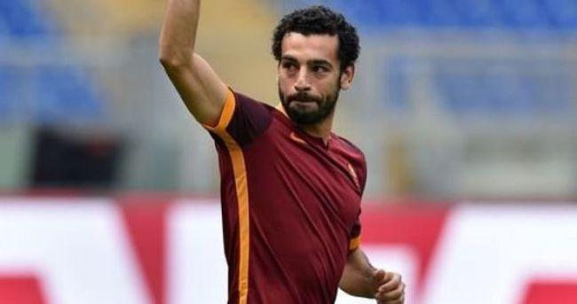 Roma'da Muhammed Salah şoku!
