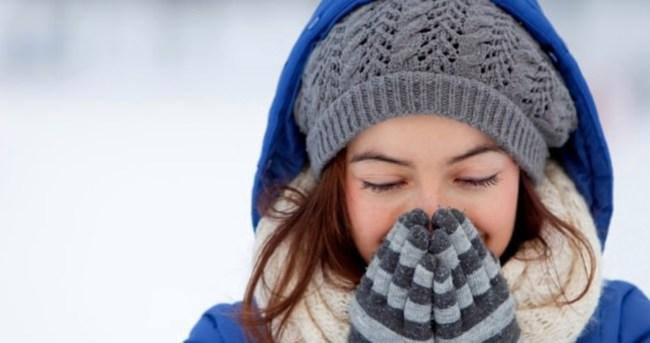 Soğuk hava egzamayı olumsuz etkiliyor!