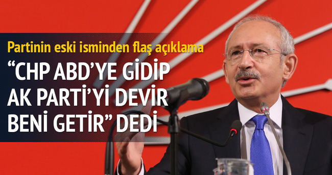 Süheyl Batum CHP'yi bombaladı