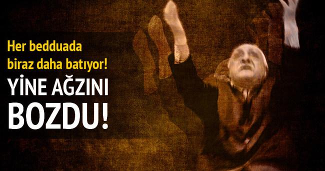 Fetullah Gülen yine beddua yağdırdı!