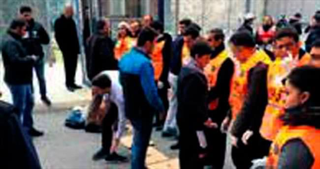 'Trabzonsporlu bıçak silahla maça girmez'
