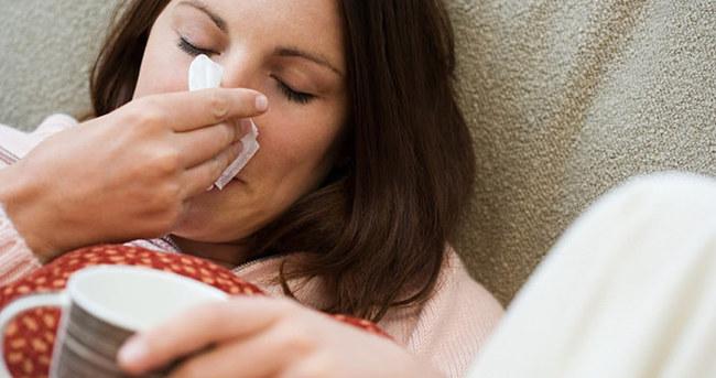 Gebelikte üst solunum yolu enfeksiyonlarına dikkat!