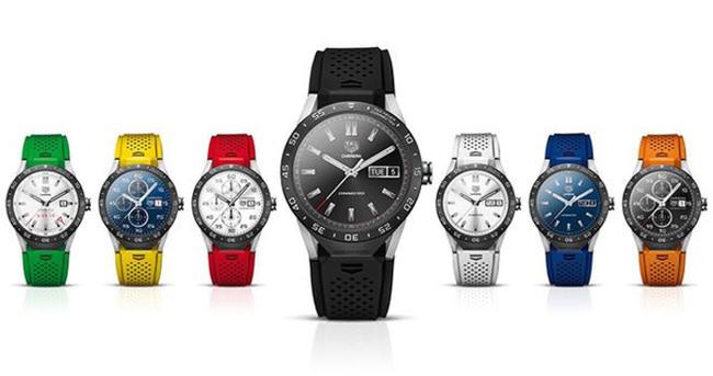 Saatin ustası akıllı saat yaptı