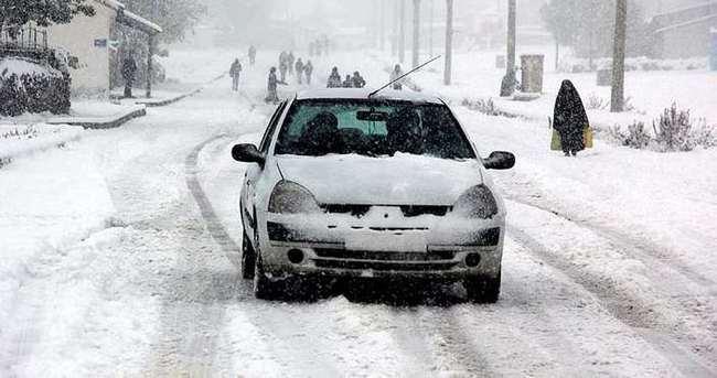 Meteoroloji yoğun kar yağışı uyarısı!