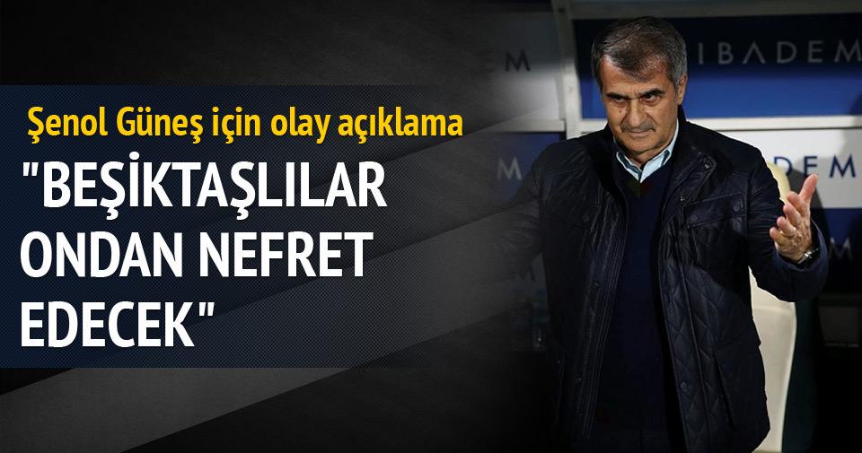 Beşiktaşlılar ondan nefret edecek