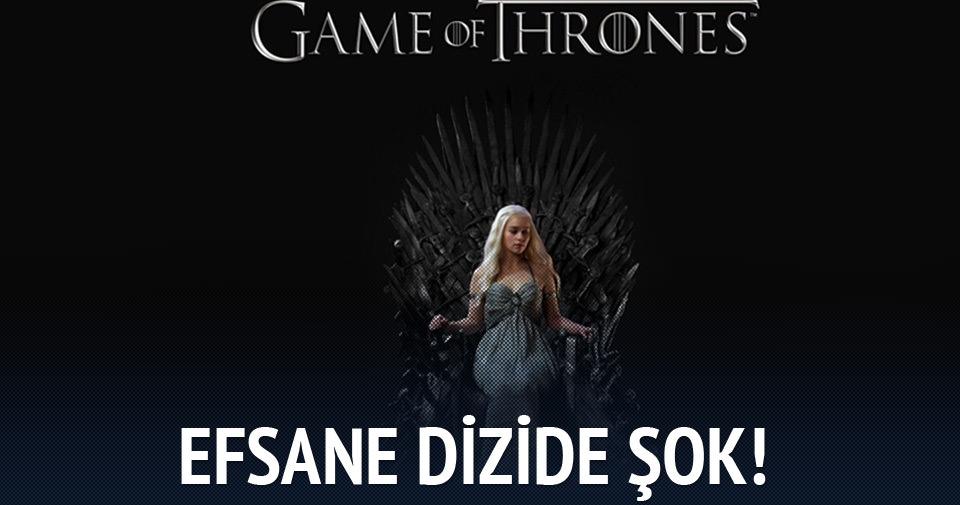 Game of Thrones'un senaryosu internete sızdı!