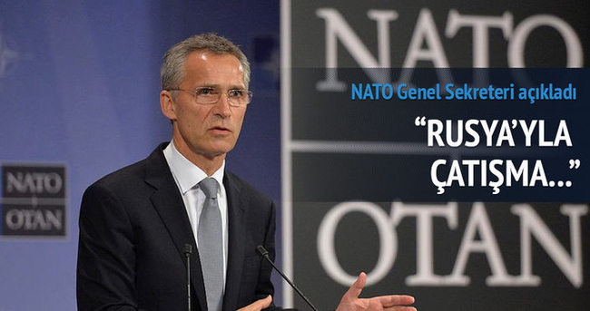 NATO: Rusya askeri varlığını arttırdı