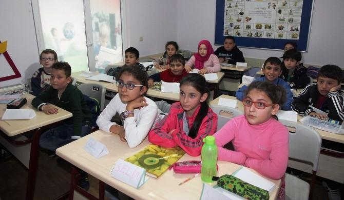 Bilgievi Öğrencileri İngilizce'yi Yaşayarak Öğrenecekler