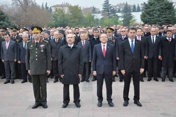 Atatürk Ölümünün 77. Yılında Balıkesir'de Anıldı