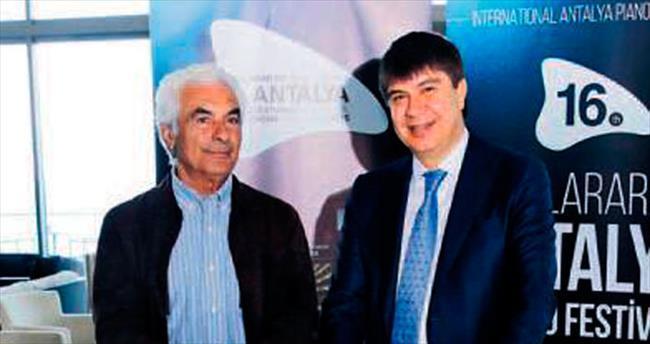Antalya'da müzik bayramı yaşanacak