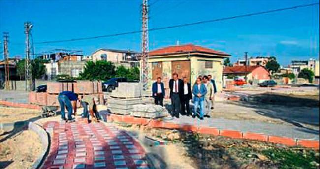 Ceyhan'da yeni parklar yapılıyor