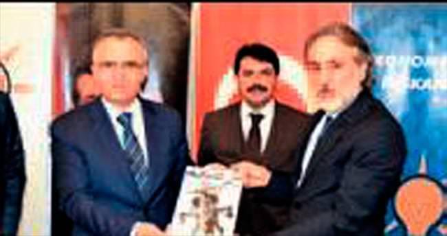 MÜSİAD Ankara'dan AK Parti'ye ziyaret