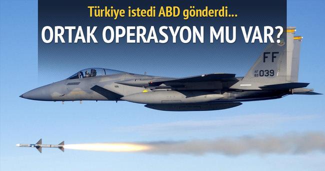 Türkiye istedi ABD gönderdi!